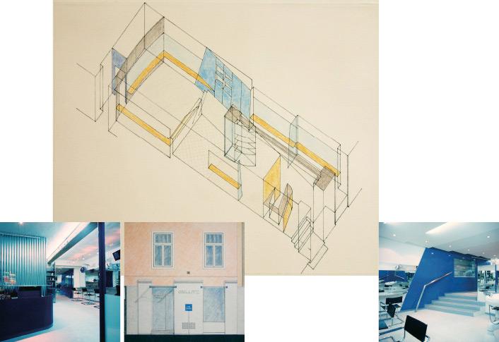 peter eder architekt objekte grillitz f r haare leibnitz. Black Bedroom Furniture Sets. Home Design Ideas